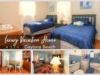 Luxury Home - Steps From The Beach - 2BR/2BA - #374