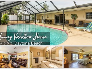 Luxury Heated Pool Home - Steps To The Ocean - 3BR/2BA - #352