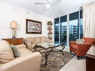 Waterscape B310: Beautiful 2bed/2.5 bath, beach view, lazy river, free movies