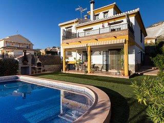 Fantástico apartamento, piscina privada y vistas