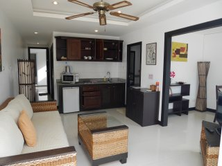 1-Bedroom Deluxe Apartment & Terrace (Lamai beach)