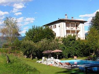 Agriturismo 'La Palazzina' - Appartamento con giardino, parcheggio e piscina