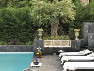 Villa Urbis Taormina, luxury villa in the heart of Taormina with swimming pool