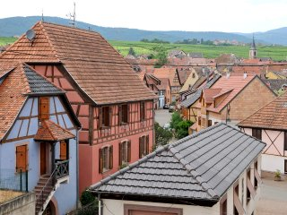 Le Gite Vigneron Beblenheim Alsace France