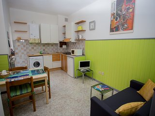 Green Rainbow apartment in Trieste
