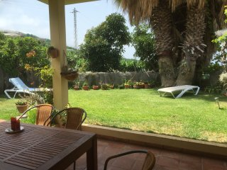 Casa Cardon Tazacorte Ferienhaus mit Garten