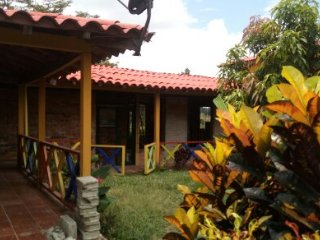 finca casa de campo ecoposada Don Angel Fresno Tolima Colombia