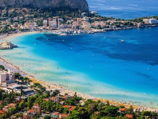 HOME BEACH MONDELLO GALATEA