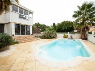 Colombet Stay's - Villa avec piscine Laverune