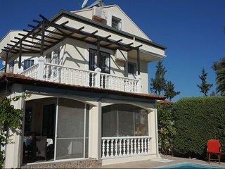 Private Villa in KocaCalis with Pool, Wifi & Sky TV