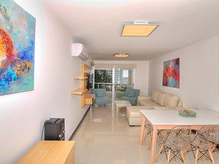 Monet Art - Hermoso Departamento de Diseño con vista al mar | A 100m de la playa