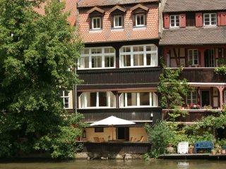 Ferienwohnung Bamberg Ambiente Klein Venedig