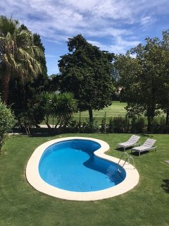 12 View of Pool and Golf Course