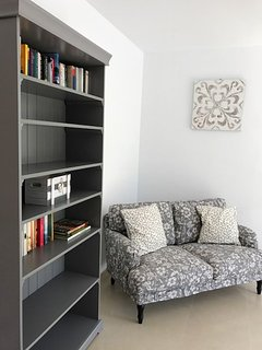 22 Chill out reading area