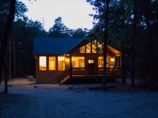 Treasured Times - Brand New Luxury Log Cabin