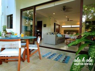 Romantic Getaway Surrounded by Lush Jungle & Resort Amenities