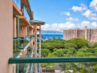 2 BR condo with partial ocean view, pools, resort amenities - Keone Shores at