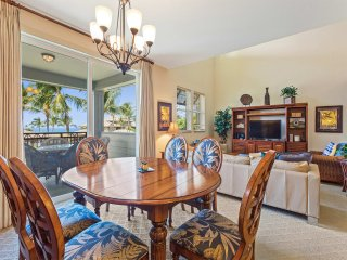 Halii Kai Waikoloa Resort 3BR Ocean View Townhome #17F
