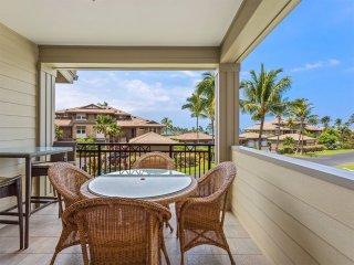 Halii Kai Waikoloa Resort 3BR Ocean View Townhome #17F