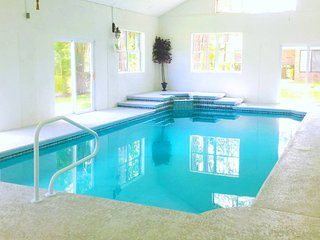 INDOOR POOL, Close to Beach