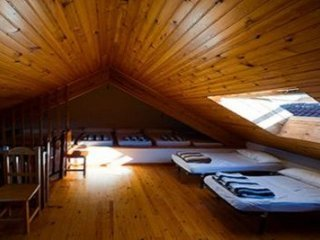 Dormitorio 11 en Albergue Rural Pintueles