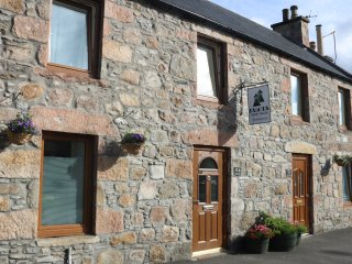 Cosy traditional house in Aberlour/Close to the river Spey & Whisky distillery