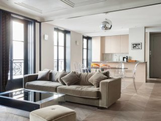 Large and lovely apartment - Haussmann