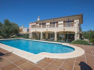 Xisqueta 8 - hubsches Haus mit Pool, Klimaanlage und Unternet