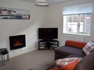 Stalham Staithe Retreat, modern apartment,Norfolk