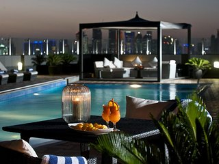 Family Suite Situated along the picturesque Doha Corniche