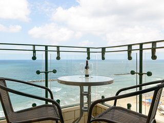 Sea Pearl – 1 Bedroom Beachfront Apartment