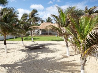 Beachfront Villa 'Dois Limones' - Ideal for Surfing, Kitesurfing and Chill.