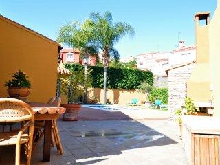 alquiler vivienda vacacional en Marbella a 15 minutos a pie del centro.