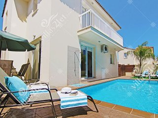 Cyprus Holiday Villa NELLY Profile