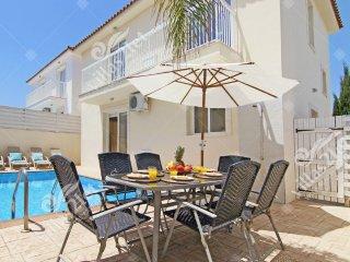 Cyprus Holiday Villa PRIMROSE Profile