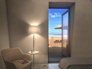 4-persoons Beachroom op het strand in Vlissingen
