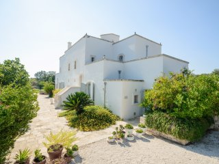 Roseto: Holiday Apartments in Luxury Masseria
