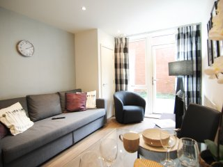City Stay London - Modern 1 Bed Apartment near Kings Cross St. Pancras