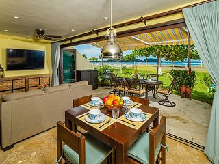 Beachfront Home! 4 Bedrooms w/ Chef's Kitchen & Beautiful Sunsets!