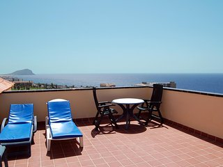 Ocean Golf and Country Club, Golf Del Sur - 1 bed penthouse private roof terrace