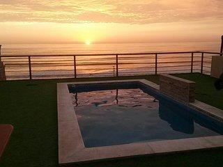Puesta del Sol en Huanchaco
