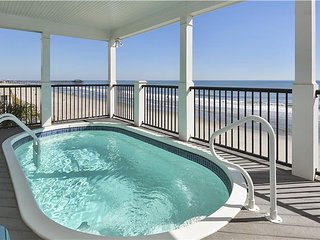 ALL-INCLUSIVE RATES! Stress Relief - Oceanfront, Private Pool, Gorgeous Views