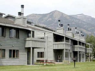 JACKSON HOLE RACQUET CLUB at The Aspens 2 BDRM/2 Bath Sleeps 8