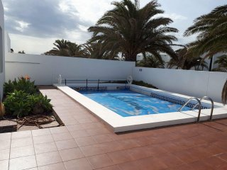 3 Bedroom, 2 Bathroom Villa with Private Heated Pool in Perfect Location