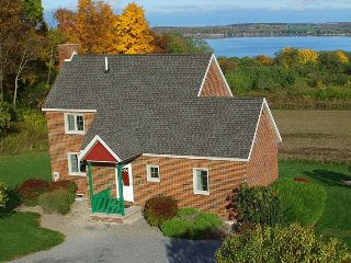 Seneca Cottage by Seneca Lake