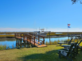 Two Creeks - Inlet Front, Private Dock, Luxurious Private Pool!