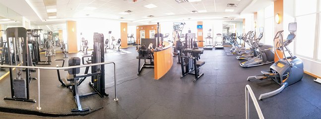 Free Fitness Center