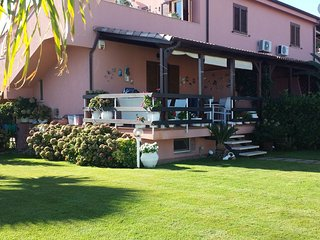 Splendida villa a Trabia , to live in total relax