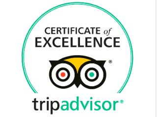 Awarded 2017 TripAdvisor Certificate of Excellence