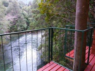 Lodge Ruka Sayen. Alojamiento sustentable para amantes de la naturaleza
